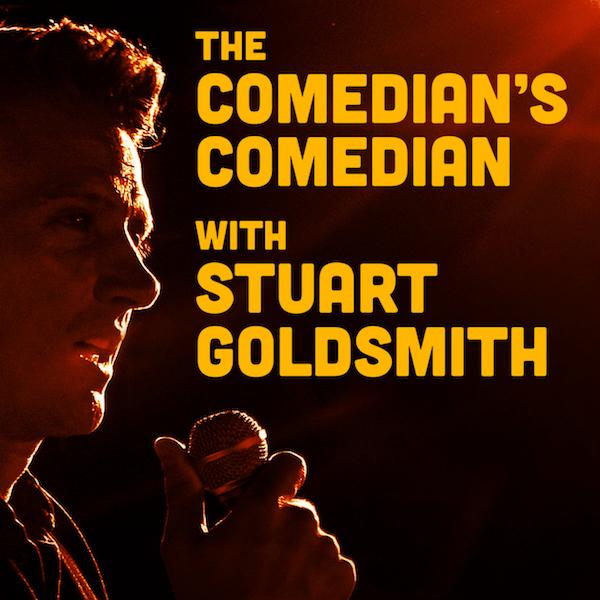 The Comedian's Comedian - 26 – Stephen Grant