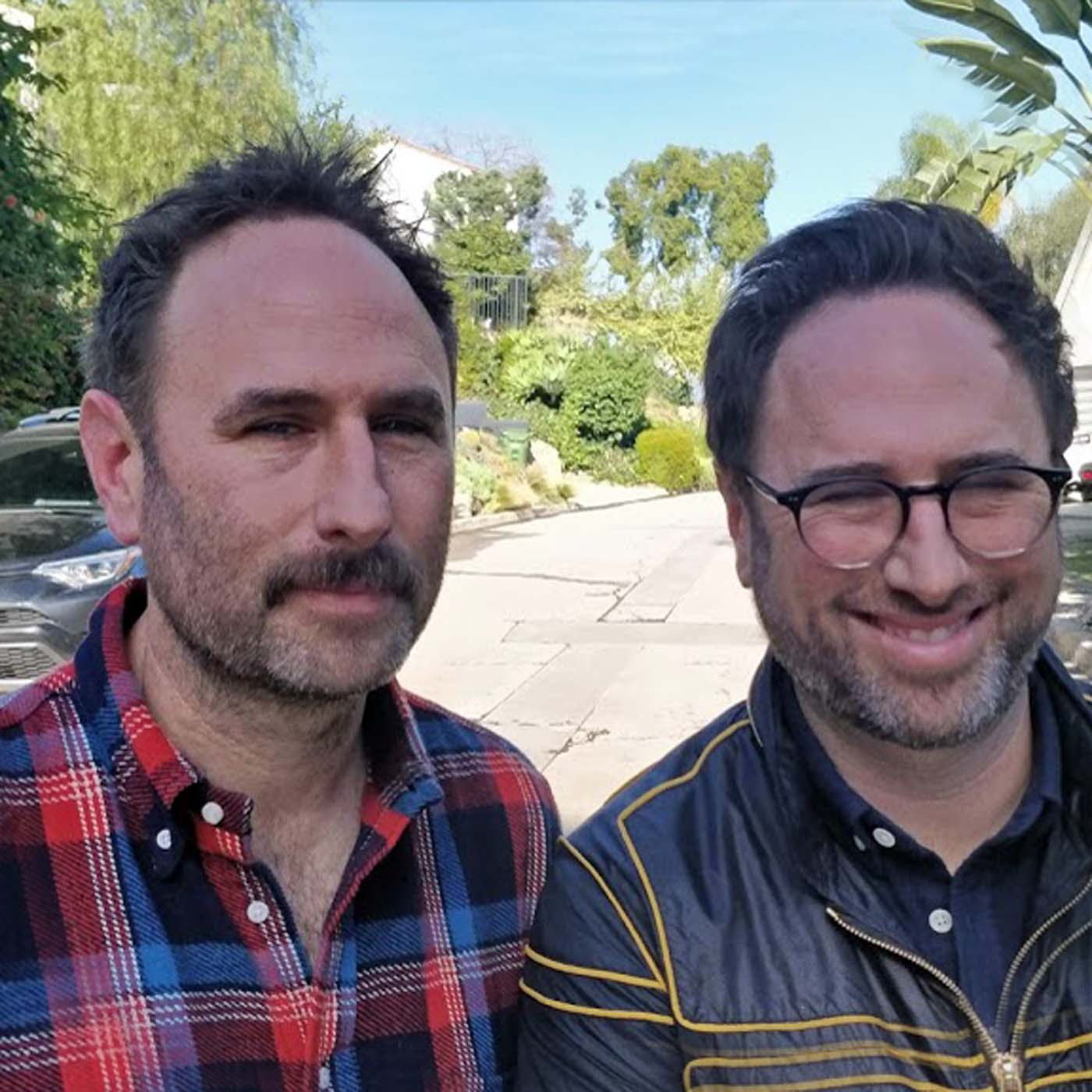 The Comedian's Comedian - 326 – The Sklar Brothers