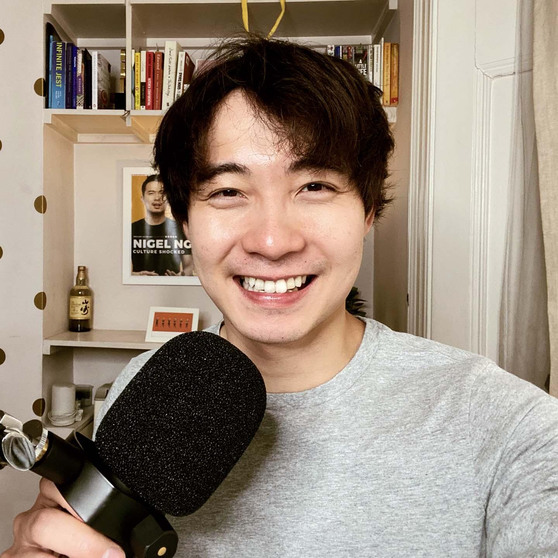 The Comedian's Comedian - 343 – Nigel Ng