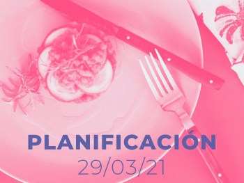 Planificación semanal CLUB COMEDIDA