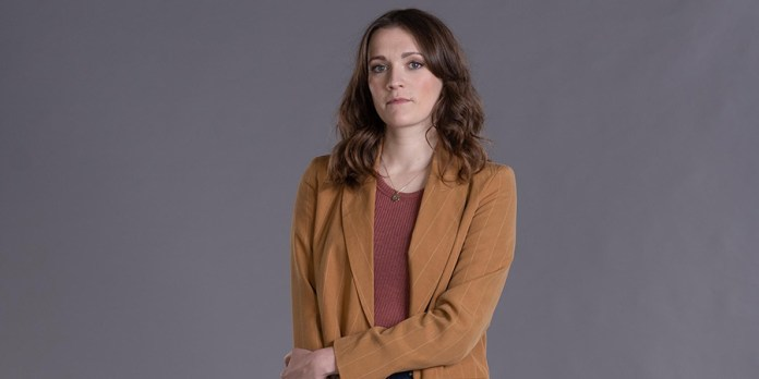 Charlotte Ritchie interview - Feel Good - British Comedy Guide