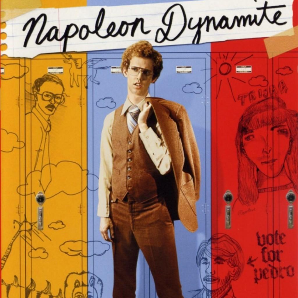 Saturday - Napoleon-Dynamite