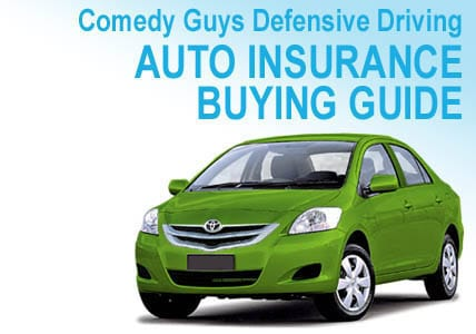 auto insurance buying guide