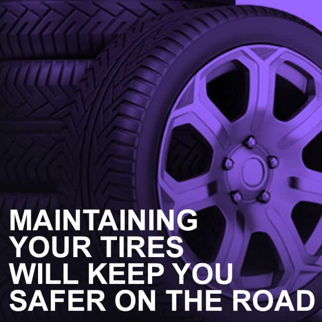 maintaining your tires will make you a safer driver - comedy guys defensive driving blog