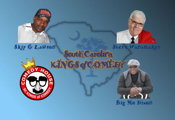 SC Kings of Comedy - Events