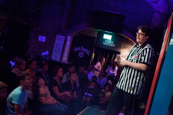 ComedySportz Edinburgh