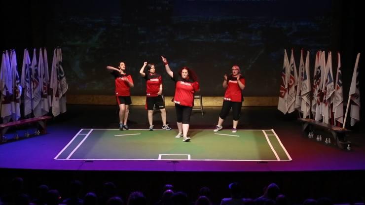 ComedySportz Manchester World Championship