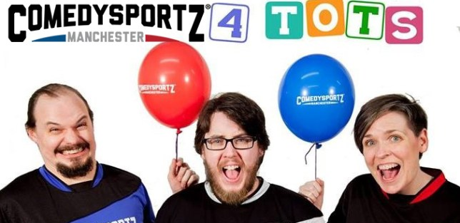 ComedySportz Tots Show