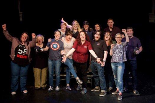 ComedySportz Workshops Manchester
