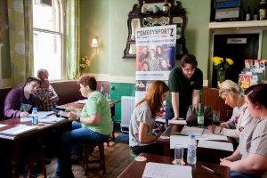 Sketch Writing Workshops Manchester