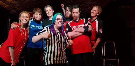 Edinburgh Fringe Improv Comedy