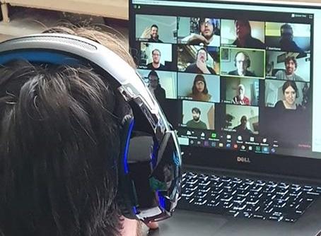 take an online improv class