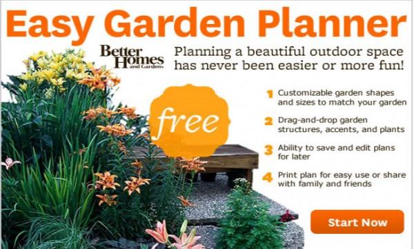 Easy Garden Planner
