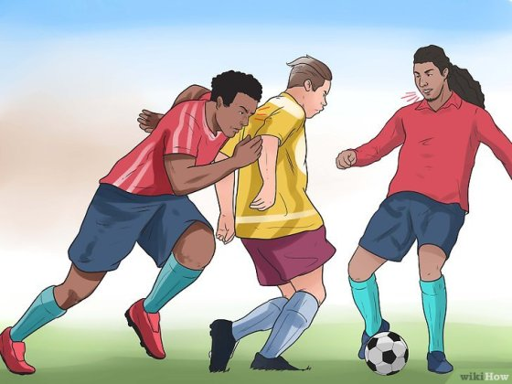 Immagine titolata Become a Professional Soccer Player Step 11