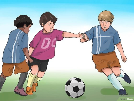 Immagine titolata Become a Professional Soccer Player Step 4