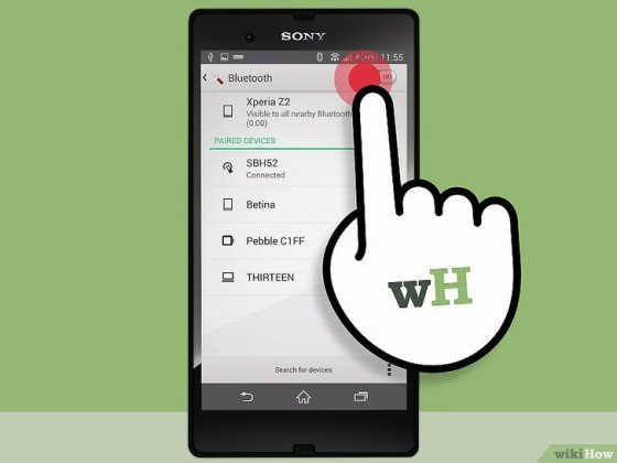 Immagine titolata Connect the Sony Xperia Z to a PC Step 8