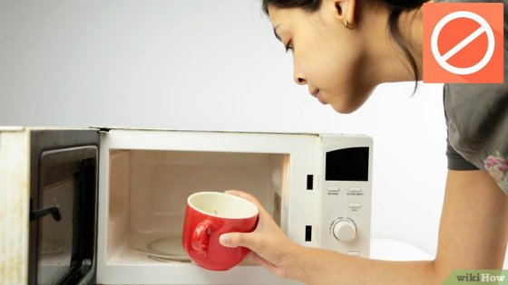 Immagine titolata Boil Water in the Microwave Step 9