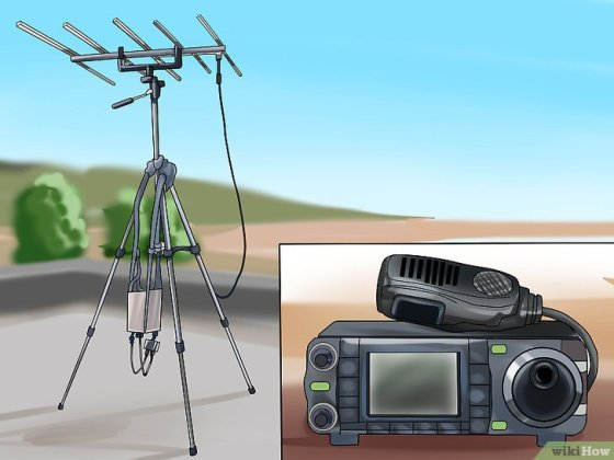 Immagine titolata Build Several Easy Antennas for Amateur Radio Step 1