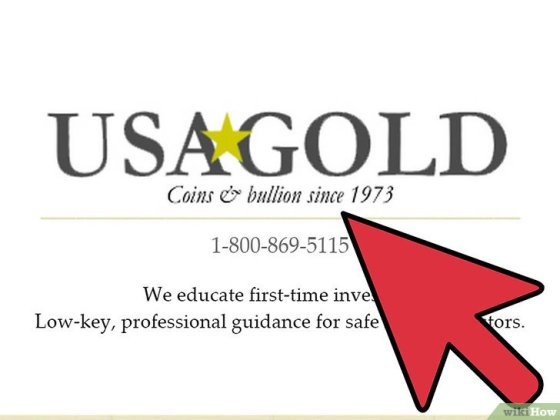 Immagine titolata Buy Gold Online Step 2