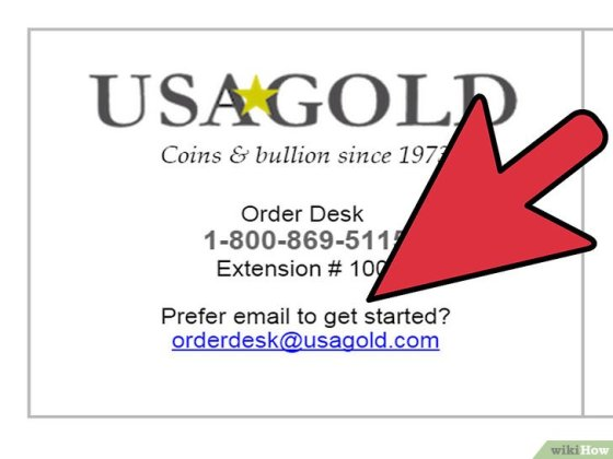 Immagine titolata Buy Gold Online Step 3
