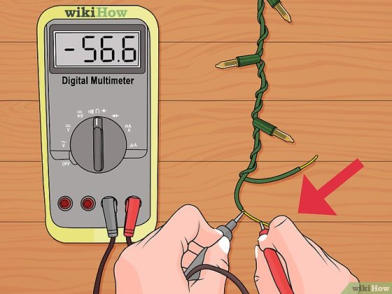 "Immagine titolata Remove the ""Twinkle"" Feature from Christmas Lights Step 19"