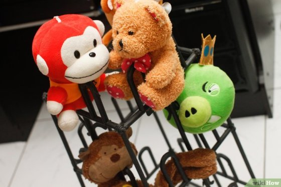 Immagine titolata Store Stuffed Animals Step 5