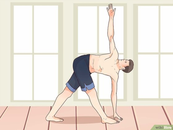 Immagine titolata Benefit from Power Yoga Step 12