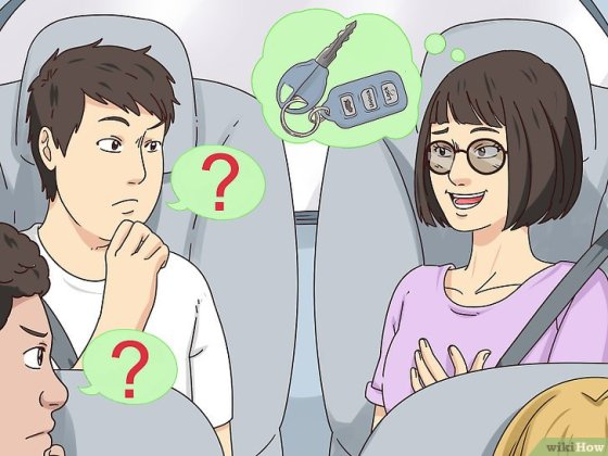Immagine titolata Deal With a Long Vacation Car Ride (Teens) Step 9