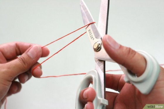 Immagine titolata Make Tangle Free Headphones with Embroidery Floss Step 3Bullet1