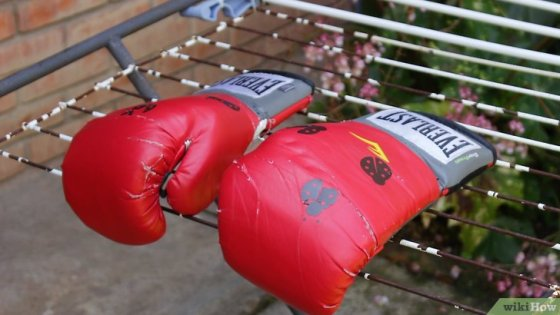 Immagine titolata Clean Boxing Gloves Step 6