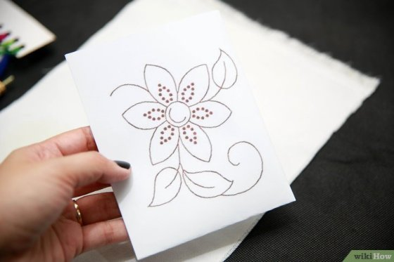 Immagine titolata Embroider by Hand Step 5