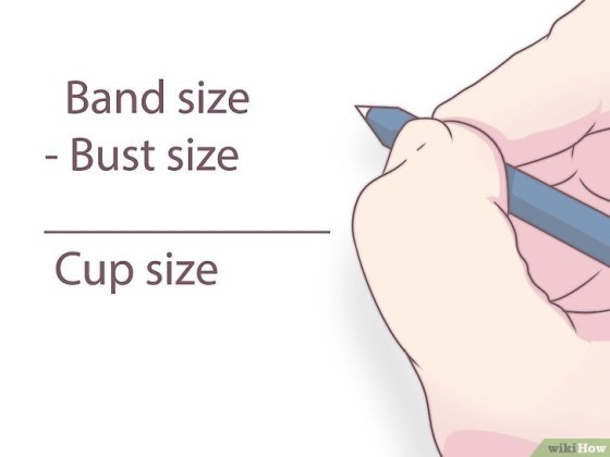 Immagine titolata Buy a Well Fitting Bra Step 9