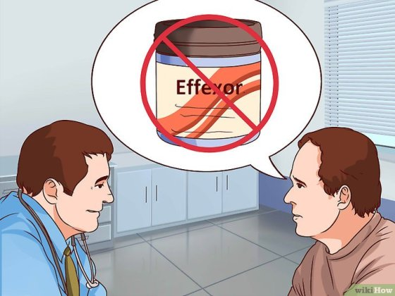 Immagine titolata Deal With Effexor Withdrawal Step 11
