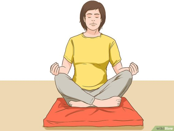 Immagine titolata Meditate on Breath Step 4