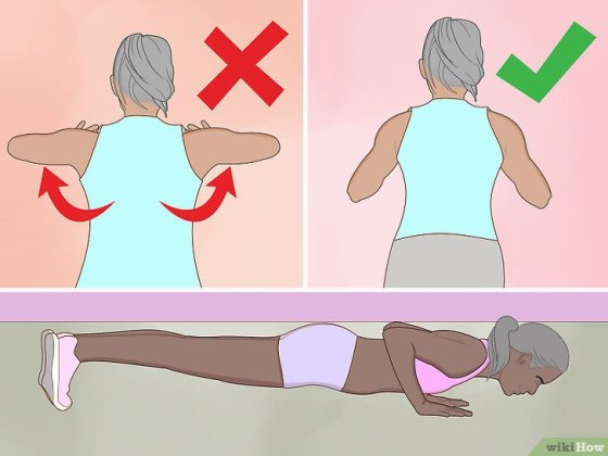 Immagine titolata Prevent Wrist Pain During Pushups Step 4
