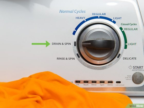 Immagine titolata Shrink Clothes in the Wash Step 3