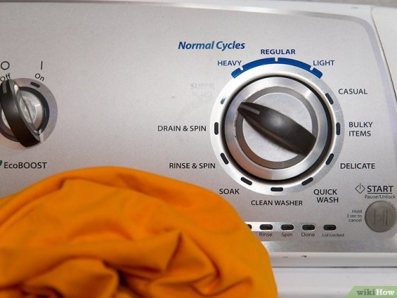 Immagine titolata Shrink Clothes in the Wash Step 4