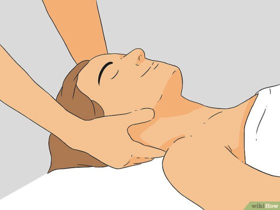 Immagine titolata Give a Head Massage Step 10