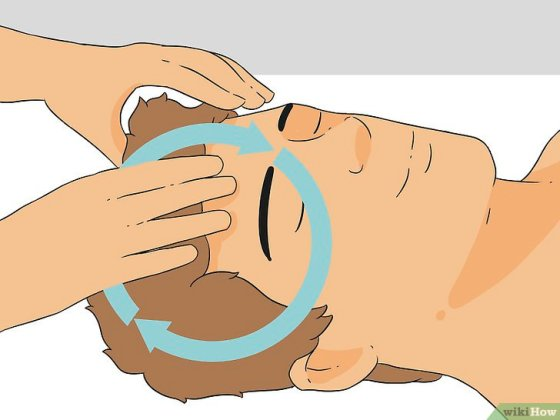 Immagine titolata Give a Head Massage Step 6