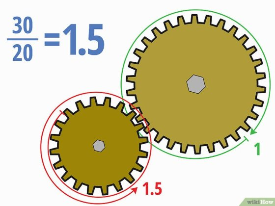 Immagine titolata Determine Gear Ratio Step 4