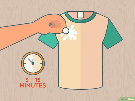 Immagine titolata Get Super Glue Out of Clothes Step 8