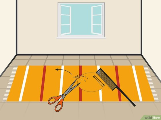 Immagine titolata Get Burn Marks Out of Carpet Step 11