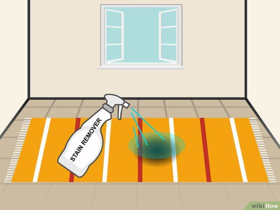 Immagine titolata Get Burn Marks Out of Carpet Step 3
