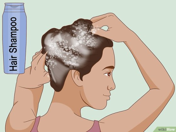 Immagine titolata Get Rid of Ticks in Your Hair Step 3