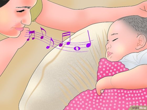 Immagine titolata Get a Teething Baby to Sleep Step 8