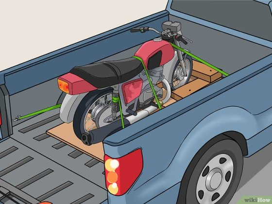 Immagine titolata Haul a Motorcycle Step 9