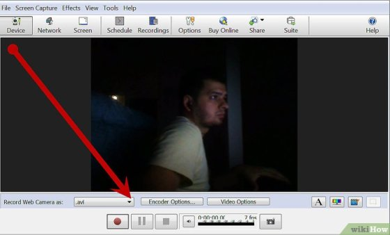 Immagine titolata Record from a Webcam Step 13