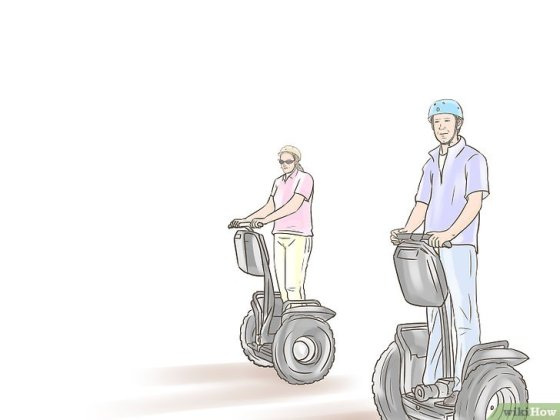 Immagine titolata Ride a Segway Safely Step 7