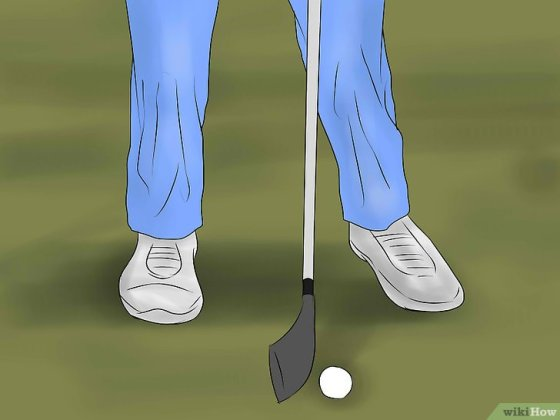 Immagine titolata Spin a Golf Ball Step 4Bullet1