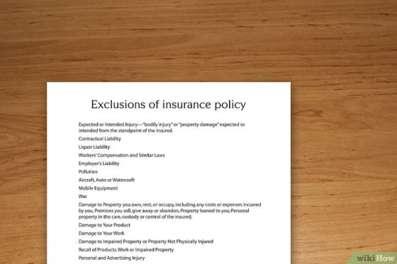 Immagine titolata Understand Your Insurance Contract Step 4